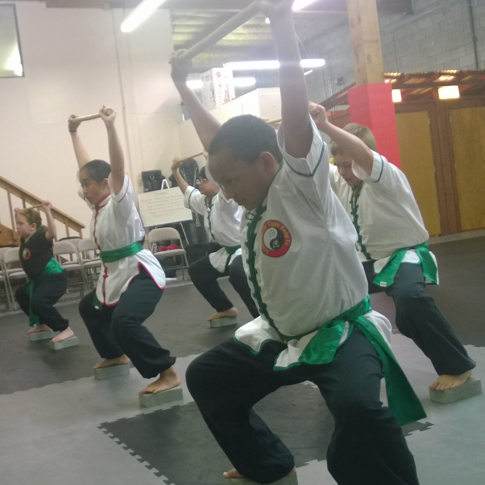 youth martial arts classes teaching kung fu in Lynnwood WA